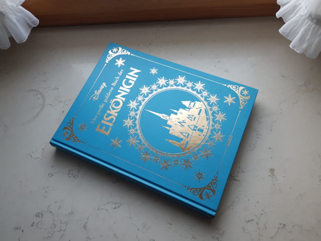 Das große Buch der Eiskönigin